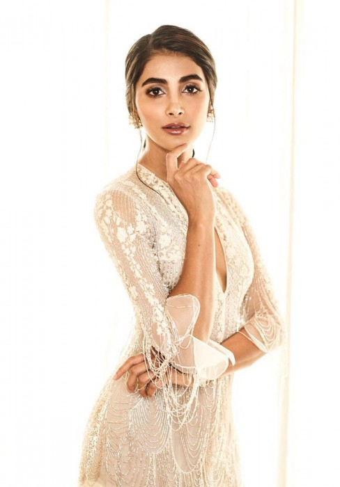 Rangasthalam: Pooja Hegde begins shooting for a special number