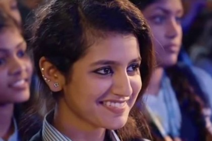 Latest Malayalam sensation Priya Prakash Varrier responds to the fame earned