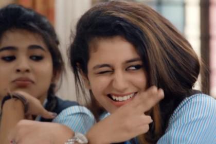 Watch: Oru Adaar Love star Priya Varrier chills at the beach