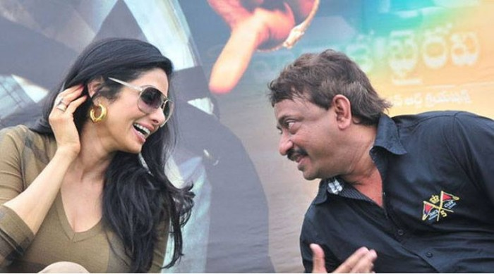 Sridevi's internal mental state was of a high degree of concern, writes Ram Gopal Varma in an open letter