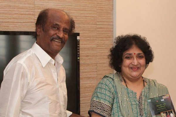 Rajinikanth and Latha Wedding Anniversary: Here's a look at Thalaiva's tender lovestory
