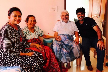 Popular actor Rajiv Kanakala's mother Lakshmi passes away due to illness