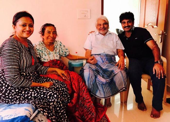 Popular actor Rajiv Kanakala's mother Lakshmi passes away due to illness