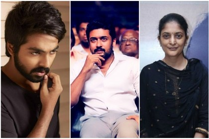 GV Prakash roped in as music composer for Suriya's film with Irudhi Suttru director Sudha Kongara