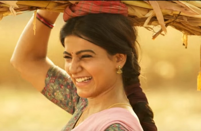 Watch Teaser: Samantha Akkineni as Rama Lakshmi in Rangasthalam is an epitome of cheerfulness