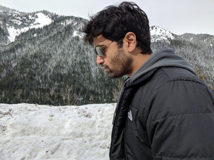 Adivi Sesh shooting action episodes for Goodachari in extreme weathers
