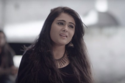 Shalini Pandey makes an impressive singing debut with this soothing romantic single titled Naa Praanamay