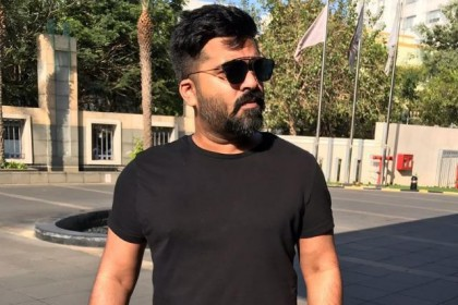 Simbu's latest photo is a treat for his fans
