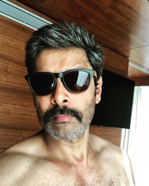 This awesome photo of Vikram will make you love him even more
