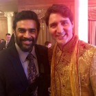 This photo of Madhavan with Canadian PM Justin Trudeau is priceless