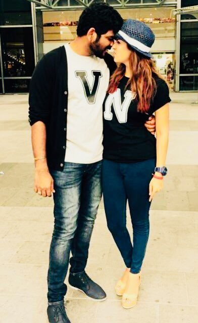 This photo of Nayanthara and Vignesh Shivn is priceless