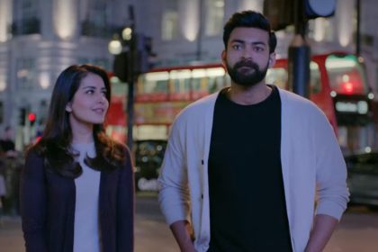 Tholiprema Trailer: This Varun Tej and Raashi Khanna starrer seems to be a breezy romantic story