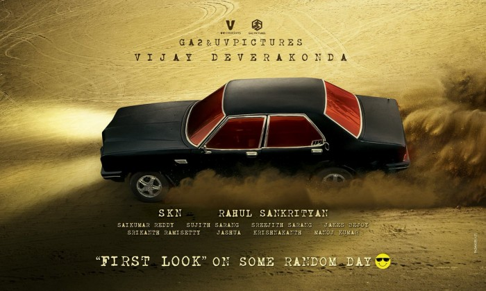 Pre-look of Vijay Deverakonda's upcoming film will leave us asking for more