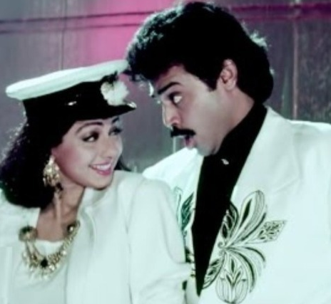 Venkatesh: Sridevi's exemplary career is an inspiration for every newcomer