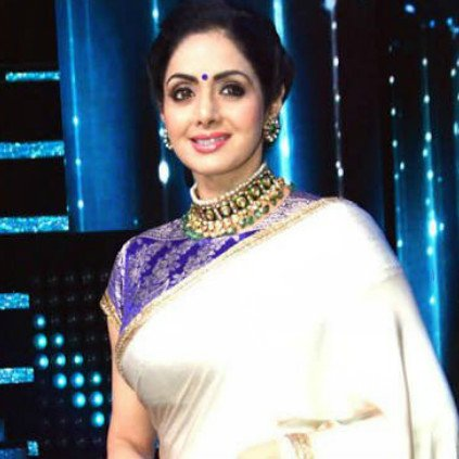 Veteran actor says that a star like Sridevi can 'never be forgotten'