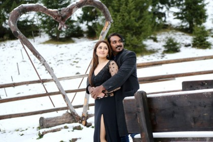 Vijay Sethupathi and Sayyeshaa look good together in these stills from Junga