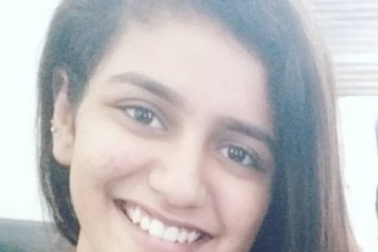 Priya Prakash Varrier's enchanting smile is what you can't miss today, see PIC