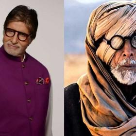 ठग्स ऑफ़ हिन्दोस्तान से आया अमिताभ बच्चन का नया लुक