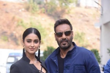 देखिए, अजय देवगन की फिल्म ने पहले दिन कितने कमाए