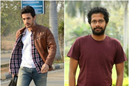 Akhil Akkineni to team up with Tholi Prema director Venky Atluri?