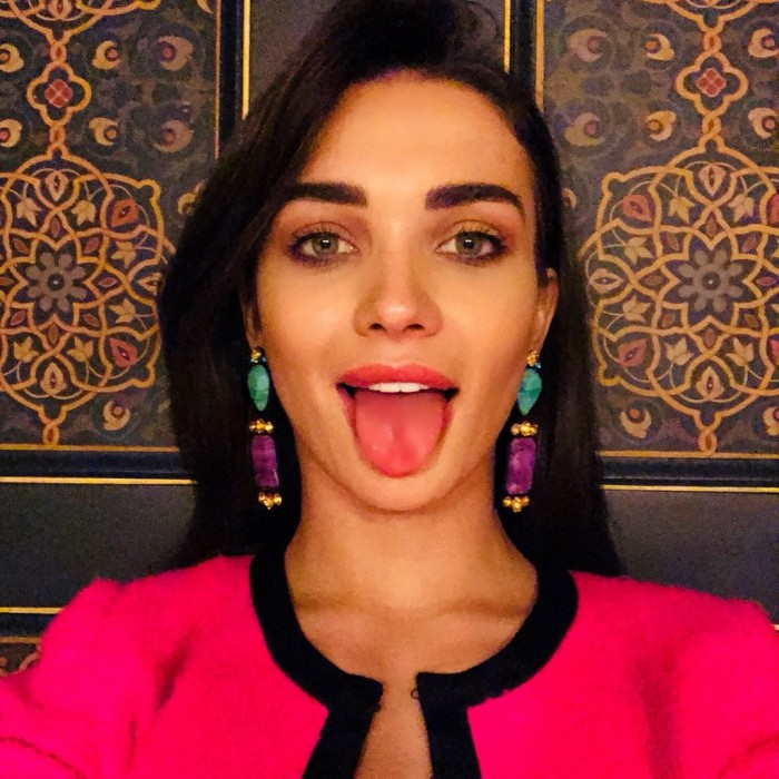 Amy Jackson chills like a pro in Morocco2
