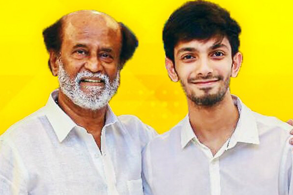 Anirudh Ravichander roped in to compose music for Rajinikanth's film with Karthik Subbaraj