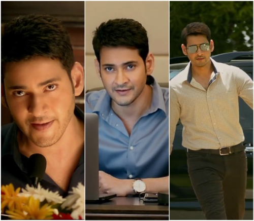 The Vision of Bharat: Mahesh Babu as a Chief Minister in Bharat Ane Nenu arrives in style