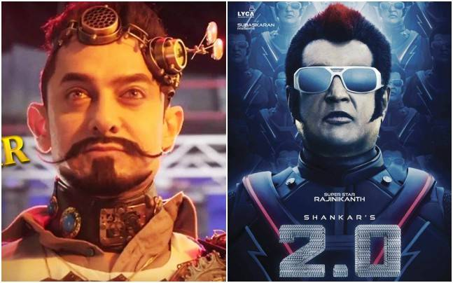 Bollywood star Aamir Khan is worried about his Thugs of Hindostan clashing with Rajinikanth starrer 2.0