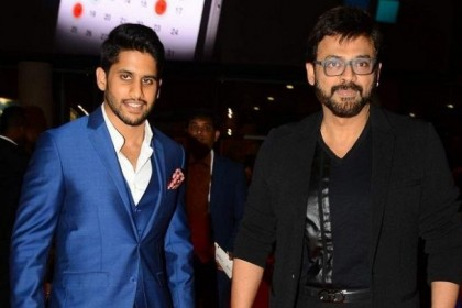 Naga Chaitanya and uncle Venkatesh to act together in a multi-starrer directed by Bobby