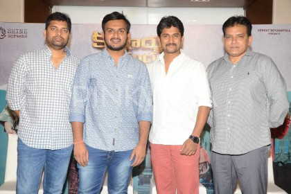 Photos: Nani unveils the jukebox of his next Krishnarjuna Yuddham