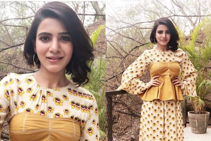 Yay or Nay: Samantha Akkineni in Dhruv Kapoor