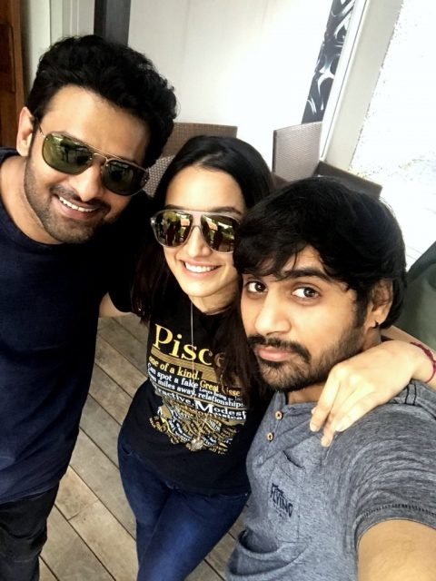 Gulf schedule of Prabhas' Saaho to begin soon