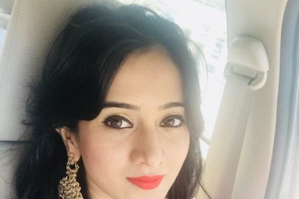 It was a blessing to be part of Charminar, says Harshika Poonacha about her Malayalam debut