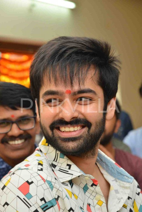 Ram Pothineni's next with Trinadha Rao Nakkina gets a swanky title