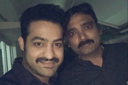 Photo: Jr NTR looks super fit in his new look for his upcoming film with Trivikram Srinivas