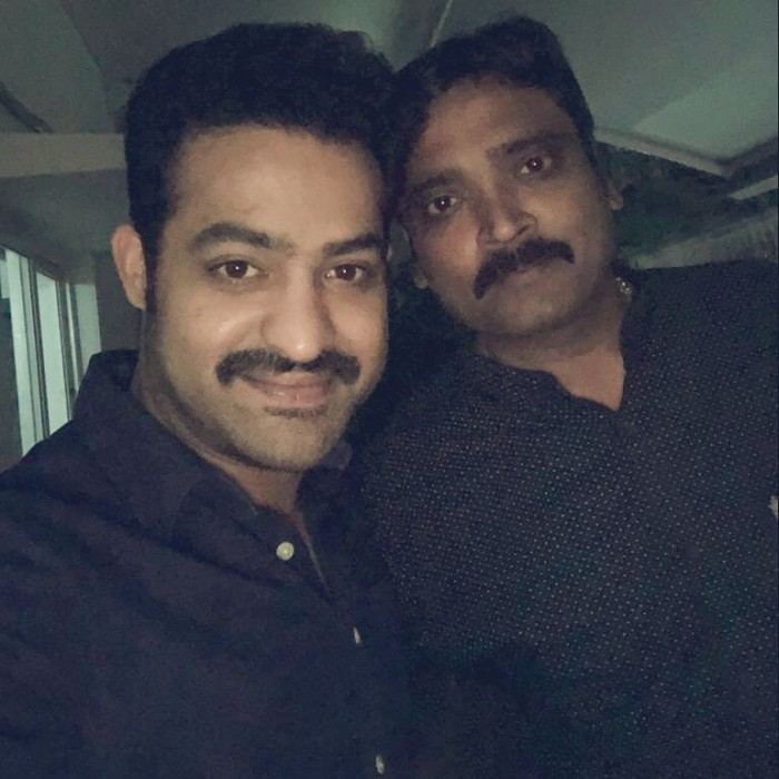 Photo Jr Ntr Looks Super Fit In His New Look For His Upcoming Film