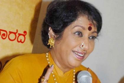 Veteran Kannada actor Jayanthi hospitalised after complaining of breathing trouble