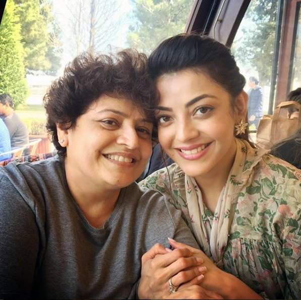 This photo of Kajal Aggarwal with her mother is priceless