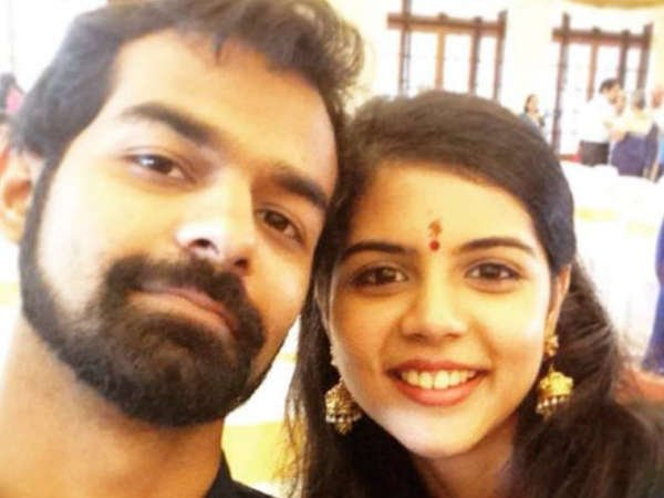 Kalyani Priyadarshan quashes rumours about her wedding with Pranav Mohanlal