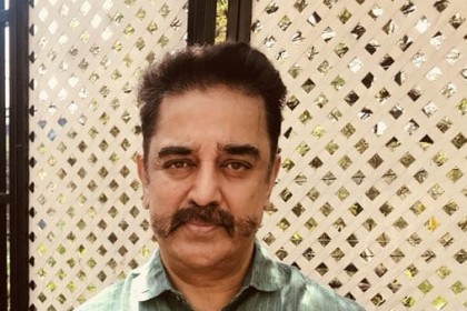 Kamal Haasan's new look is a treat for his fans
