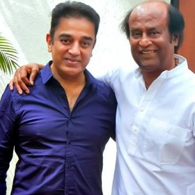 Kamal Haasan feels politics will drive a wedge between Rajinikanth and him