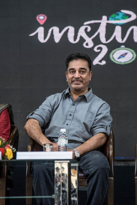 Kamal Haasan's message for youngsters : You owe a duty to the nation to be vigilant