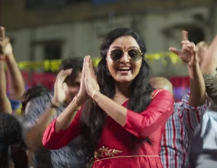 Watch Mohanlal Teaser: Manju Warrier's dance moves to Tony Kuttan song is a treat to watch