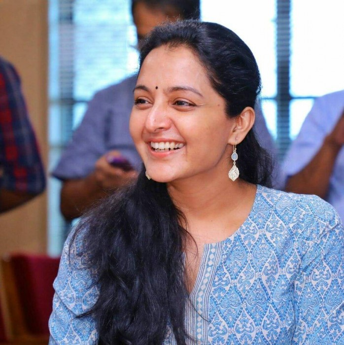 Mohanlal and Mammootty are incomparable, says Manju Warrier