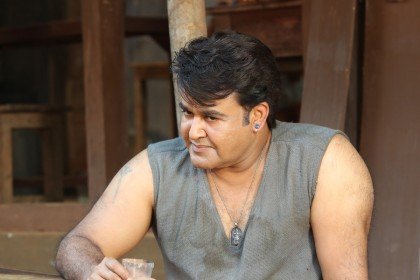 Mohanlal's youthful new look is quite impressive