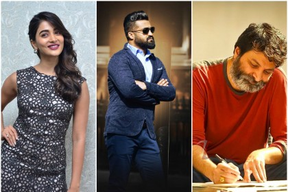 Pooja Hegde confirmed as lead actress for Jr NTR's film with Trivikram Srinivas