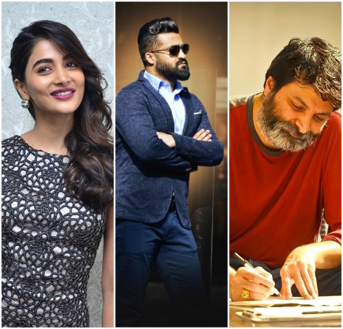 Pooja Hegde confirmed as lead actress for Jr NTR's film with Trivikram Srinivas