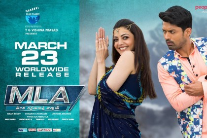 MLA Box Office Report: Nandamuri Kalyan Ram and Kajal Aggarwal's film does well on Day 2