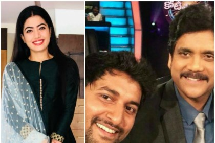 Rashmika Mandanna signed on for Nani and Nagarjuna's multi-starrer?