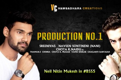 Neil Nitin Mukesh comes onboard for Bellamkonda Sreenivas' next with director Srinivas